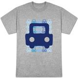 Blue Auto T-shirts