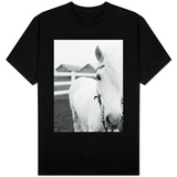 Horse Wearing Bridle T-Shirt