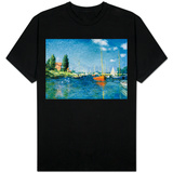 Red Boats, Argenteuil T-shirts