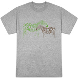 Green Zebra T-Shirt