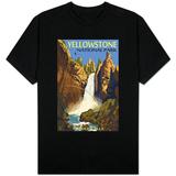 Tower Falls - Yellowstone National Park T-shirts