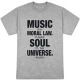 Plato Music Shirt