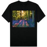 Bluebell Wood at Coton Manor Shirt