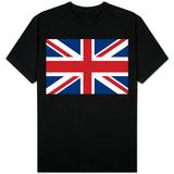 United Kingdom National Union Jack Flag T-Shirt