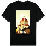 Firenze Poster Shirts