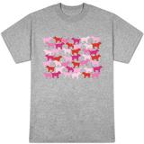 Pink Puppies T-shirts