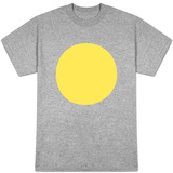 Yellow Circle Shirts