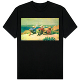 On the Beach, 1875 T-Shirt
