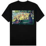 Sunday Afternoon on the Island of La Grande Jatte, c.1886 T-shirts