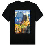 Zion National Park - Angels Landing T-shirts