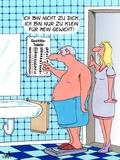 Gewichtstabelle Posters by Uli Stein