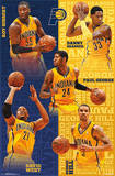 Indiana Pacers Team Posters