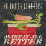 Bloody Marys Art by Aaron Christensen