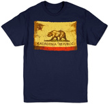 California - Cali Flag T-Shirts
