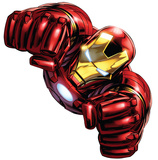Iron Man - Avengers Assemble Wall Jammer Wall Decal Wall Decal