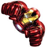 Iron Man - Avengers Assemble Wall Jammer Wall Decal Wall Decal