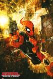 Marvel Extreme - Deadpool Gun Plakát