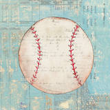 Play Ball I Prints by Courtney Prahl