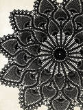 Doilies II Prints by N. Harbick
