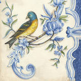Chinoiserie Aviary II Posters by Kate McRostie