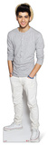 Zayn Malik Casual Life Size Cut Out Silhouette en carton