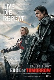 Edge of Tomorrow - Tom Cruise Double Sided Advance Movie Poster Poster