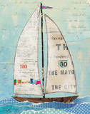 At the Regatta III Prints by Courtney Prahl