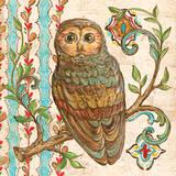 Treetop Owl II Posters by Kate McRostie