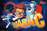 Mr. Peabody & Sherman - Wabac Posters