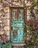 Doorway in Mexico II Posters by Kathy Mahan