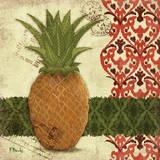 Thai Pineapple II Prints by Paul Brent