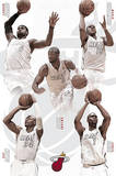 Miami Heat Team Posters