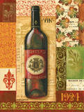 Old World Wine II Prints by Gregory Gorham