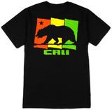 California - Cali Rasta T-skjorte