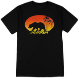 California - Cali Sunset T-shirts