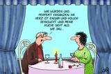 Perfekt Ergaenzen Posters by Uli Stein