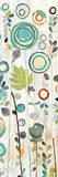 Candra Boggs - Ocean Garden I Panel I - Reprodüksiyon