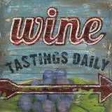 Wine Tasting Prints by Aaron Christensen