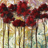 Forest Line II Prints by Megan Aroon Duncanson