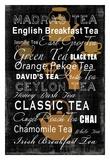 Tea Collection - Mini Prints by Aimee Wilson