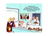 Schwein - Lehrstelle Posters by Uli Stein