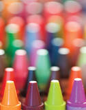 Endless Crayons I Print by Kathy Mahan