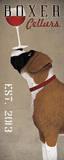 Boxer Cellars Poster par Ryan Fowler