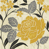 Perfect Petals II Yellow Affiches par Pela Studio
