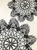Doilies I Poster by N. Harbick