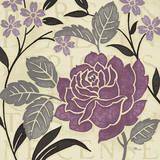 Perfect Petals II Lavender Prints by  Pela