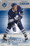David Clarkson Toronto Maple Leafs Poster