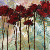 Forest Line I Posters by Megan Duncanson