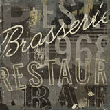 Restaurant Sign I Prints by Michael Mullan