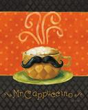 Cafe Moustache IV Posters by Lisa Audit